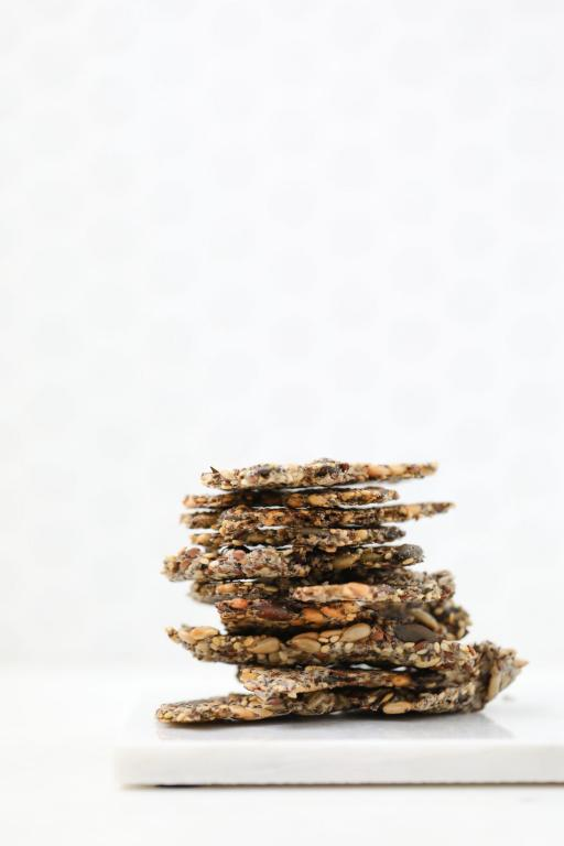 100% Grain-Free Super Seed Cracker