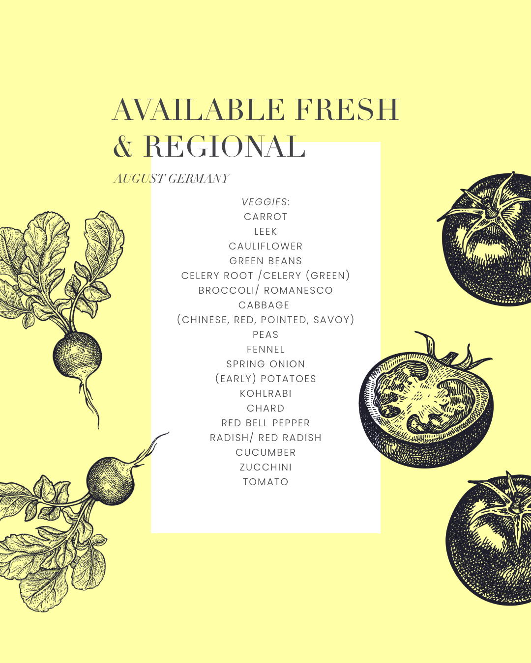 produce overview - available fresh and regional in august by bakd&raw