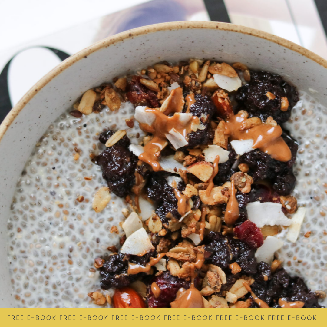 Flavor, Beauty, Health and Veggie Goodness in this Free Breakfast E-Book
