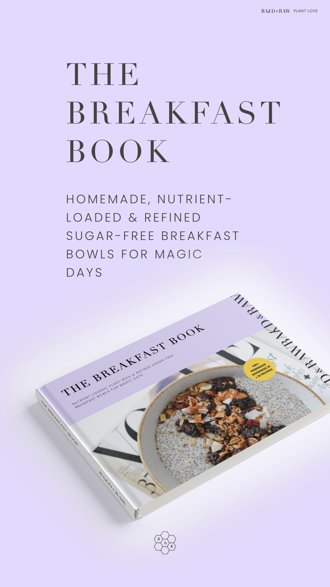 The Bakd&Raw Free Breakfast E-Book