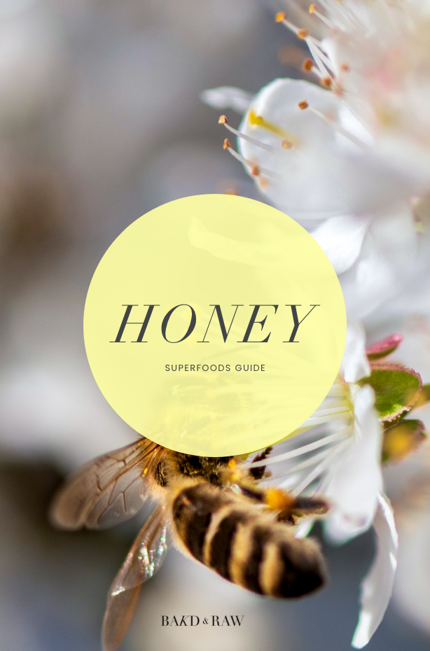 Superfood Honey - All You Need to Know About The Natural Super Sweetener